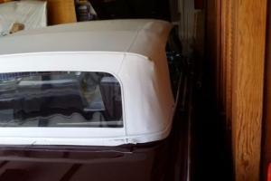 1965 Lincoln Continental convertable