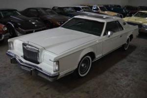 1977 Lincoln Mark Series