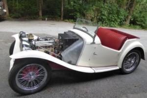 1948 MG T-Series