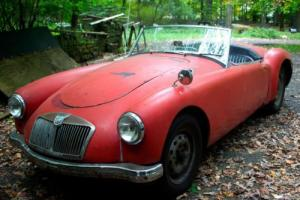 1961 MG MGA 1600 Photo