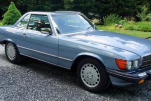 1988 Mercedes-Benz SL-Class 560SL