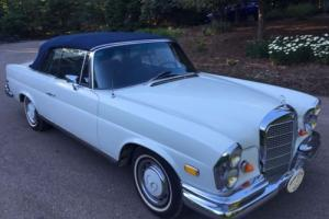 1969 Mercedes-Benz 200-Series 280SE
