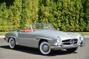 1957 Mercedes-Benz SL-Class SL Photo