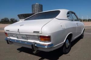 1968 Opel Rallye / Oympia in Brazil