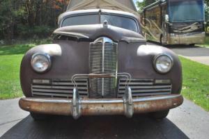1942 Packard Clipper