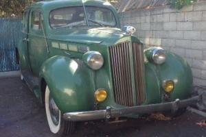1938 Packard 1600 SEDAN