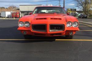 1972 Pontiac GTO GTO clone