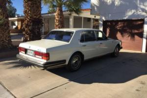 1987 Rolls-Royce Other Silver spur Photo