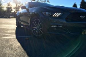 "2016 Ford Mustang 5.0 GT 6-SPD REAR CAM 19"" WHEELS"