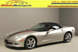 2005 Chevrolet Corvette 2005 CONVERTIBLE RED LEATHR BOSE XENON HUD 47K MLS