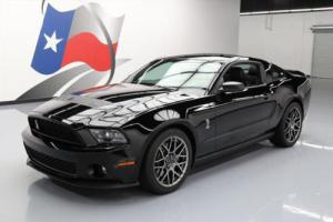 2011 Ford Mustang SHELBY GT500 SVT PERFORMANCE