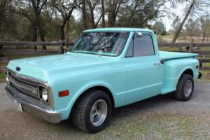 1969 Chevrolet C-10 Short Bed Step Side
