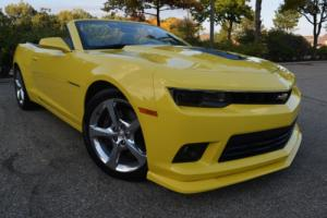 2015 Chevrolet Camaro CONVERTIBLE  2/SS-EDITION