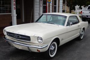 1965 Ford Mustang 2-Door Hardtop Automatic