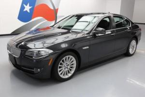 2013 BMW 5-Series ACTIVEHYBRIDHYBRID SUNROOF NAV REAR CAM