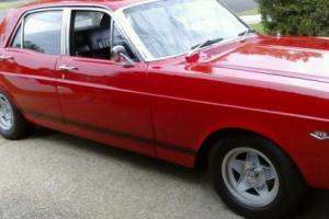 ford xr v8 fairmont gt lookalike