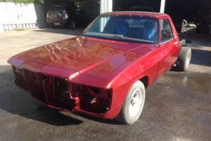 1982 Holden  WB 1 Tonner  restoring