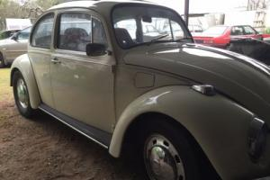Volkswagon restored hot rod, classic style with preformance