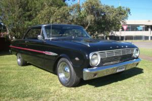 FORD FALCON FUTURA 1963-260 FACTORY V8.