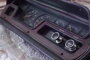 Valiant VIP 770 Chrysler Mopar Hemi Charger Tacho-Dash