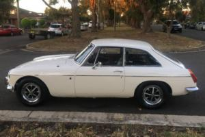 1971 mbg gt coupe 4 speed manual with overdrive STUNNING CAR suit volvo p1800