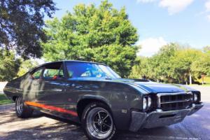 1969 Buick Skylark GS, SKYLARK Photo