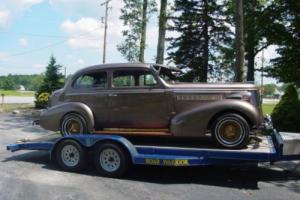 1937 Buick Buick Special 2 Door Sedan Photo