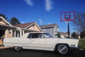 1968 Cadillac DeVille COUPE DEVILLE