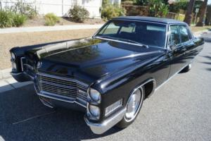 1966 Cadillac Fleetwood BROUGHAM - ORIG CALIFORNIA CAR WITH 66K MILES! Photo