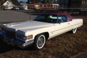1976 Cadillac Mirage