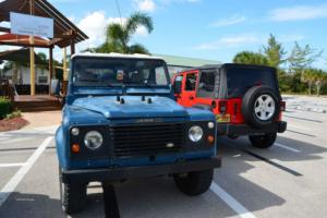 1980 Land Rover Defender COUNTY Photo