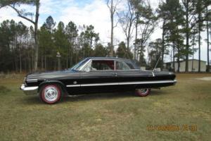 1963 Chevrolet Impala hardtop