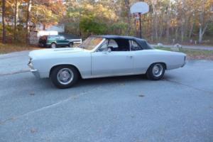 1967 Chevrolet Chevelle base