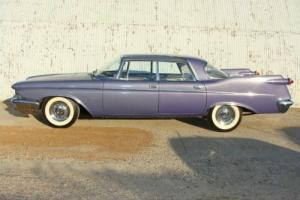 1960 Chrysler Imperial Photo