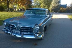 1956 Chrysler Imperial Crown