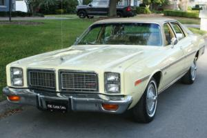 1978 Dodge Other MONACO BROUGHAM - 47K MILES