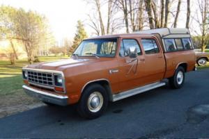 1981 Dodge Other Pickups Royal