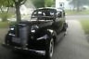 1937 DeSoto 4 Door Sedan L3