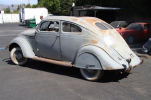 1935 DeSoto Airflow Coupe Photo