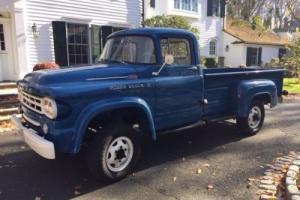 1959 Dodge Other Pickups