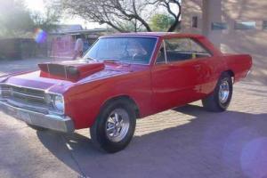 1968 Dodge Dart L023 FACTORY DRAG CAR