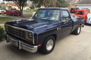 1985 Dodge Ram 1500 Photo