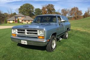 1989 Dodge Ramcharger Photo