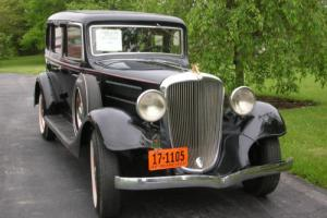 1933 Other Makes Essex