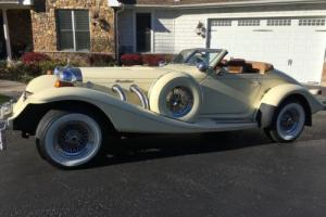 1983 Other Makes Excalibur roadster