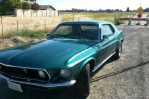 1969 Ford Mustang 351 Windsor 77+ Pics (Video Inside) FREE SHIPPING