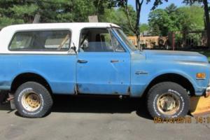 1971 GMC Jimmy