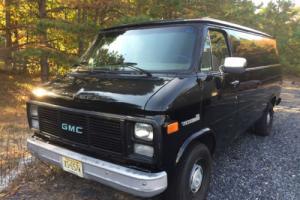 1988 GMC Vandura 2500