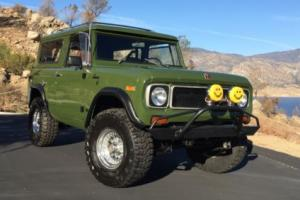 1970 International Harvester Scout Suv
