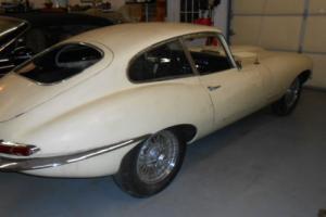 1967 Jaguar E-Type E TYPE